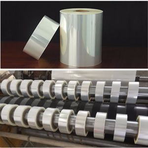 BOPP Packing Tape Jumbo Rolls Transparent Adhesive Clear Film pictures & photos