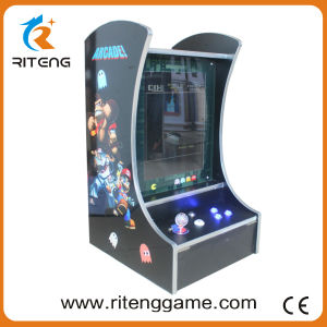 1 Player 17 Inch LCD Mini Bartop Video Arcade pictures & photos