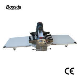 Desktop Croissant Puff Pastry Dough Sheeter with Ce 520b pictures & photos