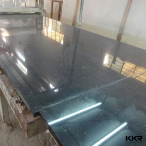 Artificial Stone Marble Quartz Stone Slabs (170512) pictures & photos