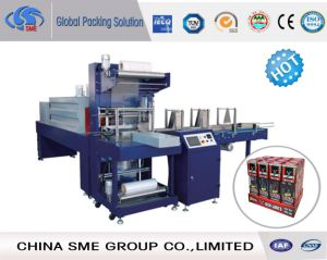 St-150A Full-Automatic Shrink-Wrapping Packing Machine pictures & photos