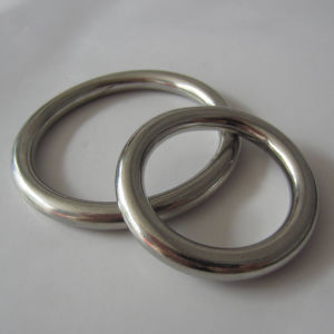 Stainless Steel Round Ring, O-Ring pictures & photos