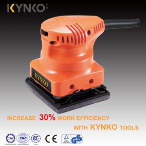 100*100mm Square Pads Electric Orbital Sander (KD31) pictures & photos