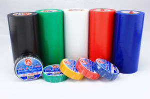 PVC Electrical Tape (Flame Retardant, 180um) pictures & photos