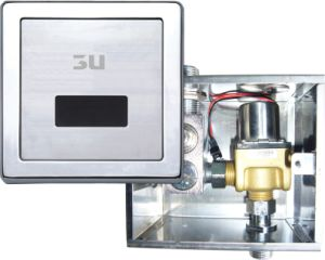 3u Water Saving Hygienic Automatic Sensor Urinal Flusher Valve pictures & photos