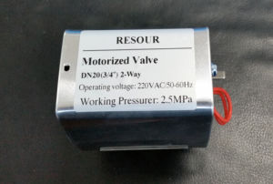 Water Motorized Valve pictures & photos