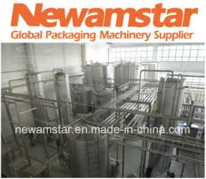 Water Treatment and Mixing Dairy Product Newamstar