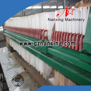 Piling Sewage Chamber Filter Press pictures & photos