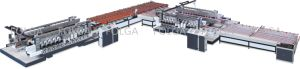 High Speed Automatic Glass Double Edging Machine Production Line pictures & photos