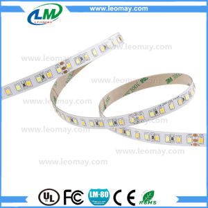 Dual White Light CCT Adjustable SMD 2835 LED Strip pictures & photos