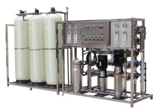RO System Reverse Osmosis Water Filtration Equipment Ck-RO-3000L pictures & photos