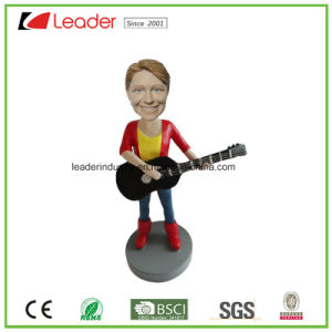 Resin Bobblehead Figurine for Home Decoration and Promotional Gifts, Customized Bobble Head pictures & photos