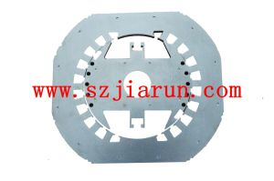 High Quality Silicon Steel Stator Rotor Iron Core pictures & photos