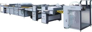 Best Selling Automatic UV Coating Machine (SGUV-1200A) pictures & photos