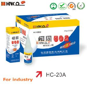 Quick Bond Super Stronge Hardware Super Cyanoacrylate pictures & photos