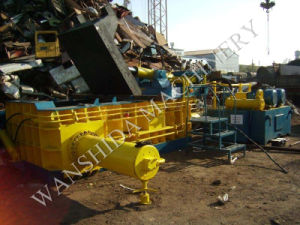 Scrap Metal Baling Machine with PLC pictures & photos
