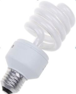 CFL Half Spiral Energy Saver Lamp pictures & photos