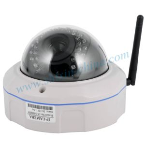900 Resolution 1.3MP Wireless Night Visioin Waterproof IP Camera pictures & photos