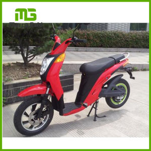 Brushless Motor Cheap Electric Motorcycle 48V 500W pictures & photos