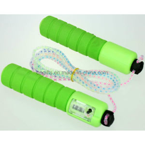 Exercise Sports Fitness Digital Counting Skipping Jump Rope pictures & photos