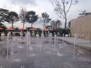 Amusement Park Dancing Dry Floor Fountain pictures & photos