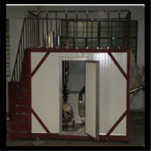 PP PVC Plastic Material Powder Making Cryogenic Grinder Machine pictures & photos