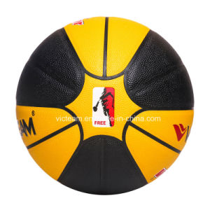 Latest Design Novel Custom Made Practice Basketball pictures & photos