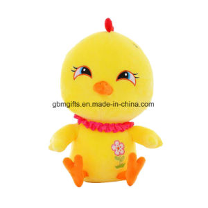 Xmas Chicken Singing Plush Toys Life Size Plush Chick pictures & photos