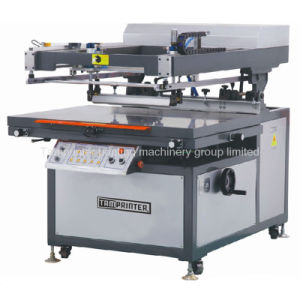 Tmp-70100-B Flat High Quality Oblique Arm Ce Screen Printing Machine pictures & photos