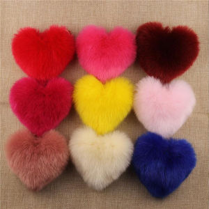 High Quality Fake Rabbit Fur Ball pictures & photos
