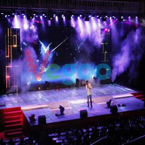 Indoor Rental LED Display for Stage Performance 7.62mm pictures & photos