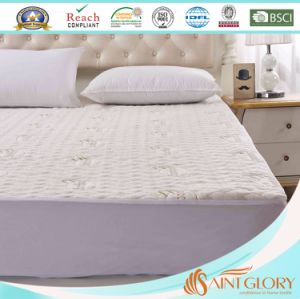 Cool and Breathable Bamboo Mattress Protector Cover - King pictures & photos