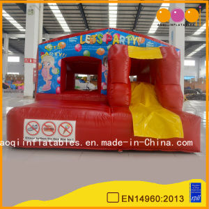 Family Red Party Combo Small Bounce Combo for Kids (AQ608-10) pictures & photos