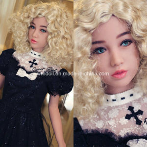 Top Quality Tan Skin Silicone Sex Doll Artificial Vagina Doll pictures & photos
