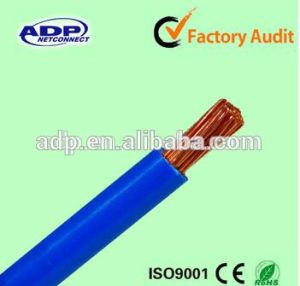 Professional Manufacturer Offfer BV Approved Flexible Electric Wire, 1.5/2.5/4mm2 pictures & photos