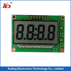 Open Frame LCD Monitor Yellow Green LCD Display pictures & photos