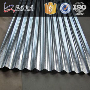 Hot Dipped Galvanized Corrugated Steel Sheet for Material pictures & photos