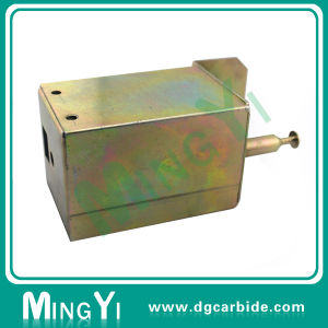 High Quality Mold Part Iron Box with Special Foot pictures & photos