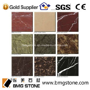 Natural White / Black / Yellow / Red / Green / Brown Stone Marble for Sale