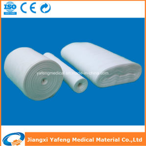 No Simulate Disposable Gauze Roll for Wound Care pictures & photos