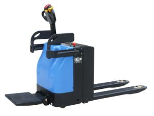 2500kg Full electric Pallet Truck AC DC Motor for Sale pictures & photos
