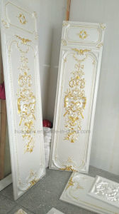High Quality PU Panel Moulding for Wall Decoration/PU Wall Moulding pictures & photos