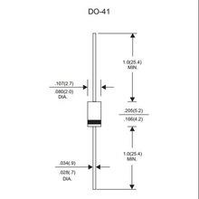 Axial Super Fast Recovery Rectifier Diode Sf14/Sf16/Sf18/Er106/Sf28/Sf28f/Sf38/Sf38g/Er306/Sf58/Er506
