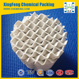 Ceramic Corrugated Packing (Ceramic Structured Packing) pictures & photos