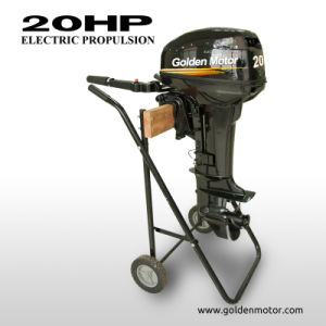 20 HP Reliable Electric Propulsion Outboard pictures & photos