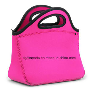 Convenient Stylish Neoprene Lunch Bag for Outdoor pictures & photos