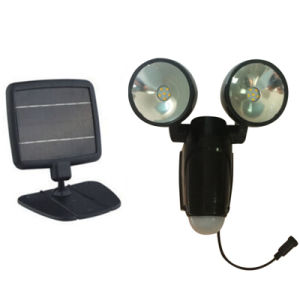 6W Twin Head Wall Light with PIR Sensor pictures & photos