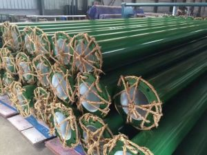 Schedule 40 5L X42 Seamless Pipe Paint Surface Treatment pictures & photos