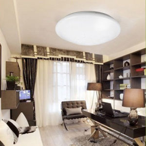Round Decorate 12W 16W 20W LED Ceiling Panel Light with Ce RoHS pictures & photos