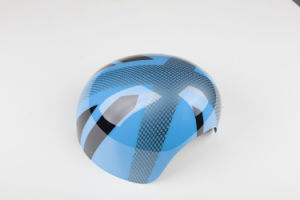 Brand New ABS Plastic UV Protected Sporty Style Blue Union Jack Color with High Quality Carbon Mirror Covers for Mini Cooper R56-R61